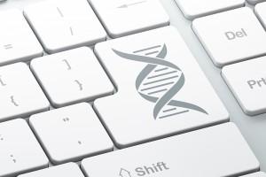 DNA spiral