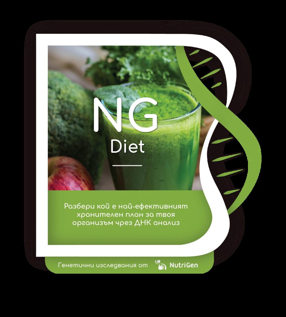 ДНК изследване NGDiet