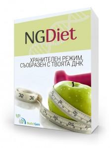 Генетичен тест NGDiet на NutriGen