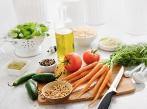 Балансирана диета, здравословно хранене