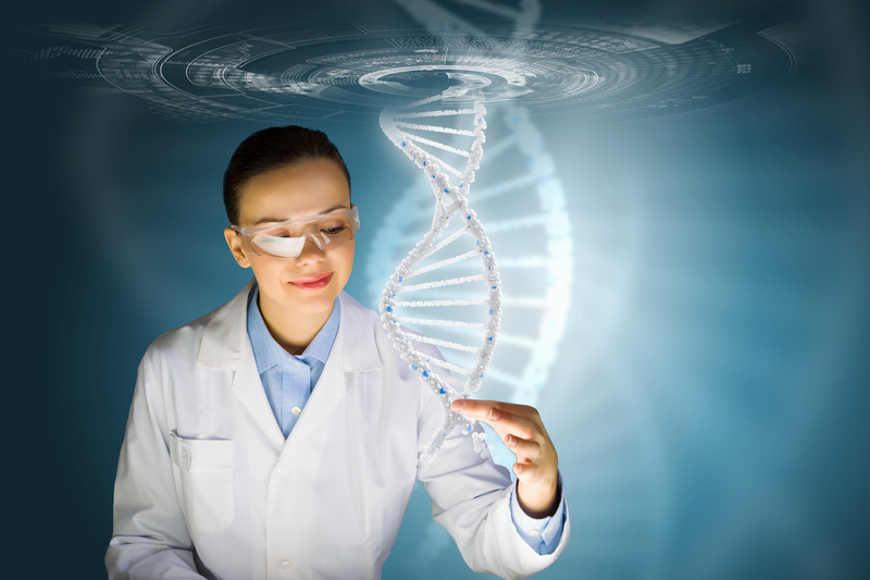 DNA-Stock