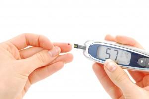 Диабет тип 2, глюкомер
