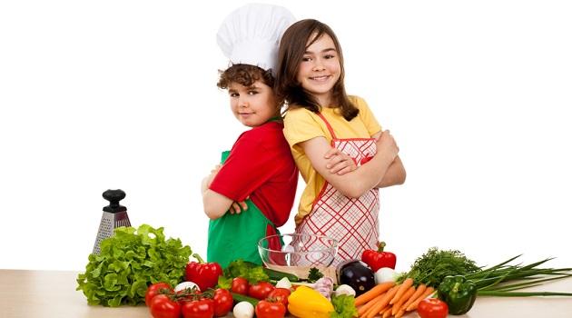 healthy diet for children