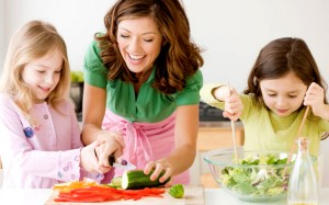 Правилното хранене при децата