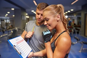 Персонализиран тренировъчен режим