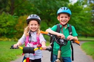 Спортувайте заедно с децата си