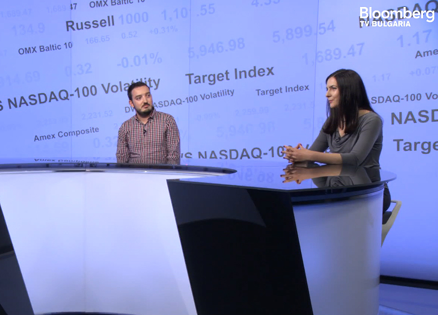 NutriGen on Bloomberg TV