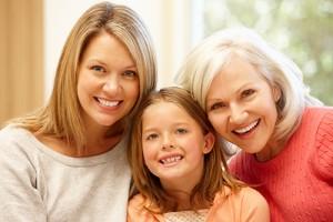 Жени от всички възрасти