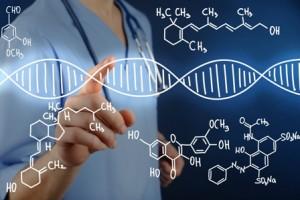 Персонализираната медицина се базира на генома.