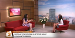 """Боряна Герасимова за втория шанс и личните избори във """"Всеки следобед с Криси"""""""