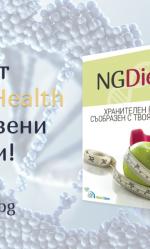Обогатяване на тестовете NGHealth и NGDiet с нови гени и обособяване на фармацевтична консултация