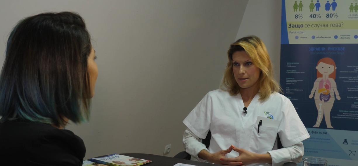 """Главният генетичен и медицински консултант на NutriGen д-р Марта Михайлова гостува в """"По стъппките на красотата"""" по WNessTV."""