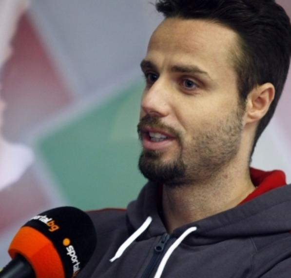 Sportal.bg -  Волейболистът  Теодор Салпаров: Направих си генетичен тест, за да съм по-добър на терена-   Март 2018г.