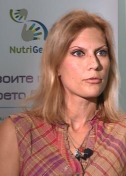 Bloomberg TV Bulgaria  - Борис Колев и д-р Марта Михайлова за развитието на генетиката в БългарияОктомври 2018г.