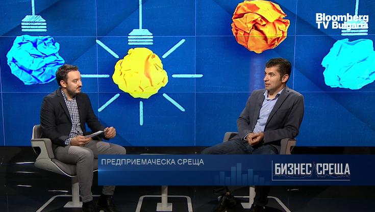 NutriGen - Борис Колев, социален предприемач, интервюира Кирил Петков, собственик на ProViotic; Бизнес среща, 06.11.2018
