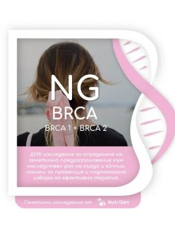 ДНК тест NG BRCA на NutriGen